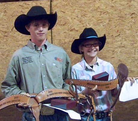 Moody To Compete At National Junior High Finals Rodeo