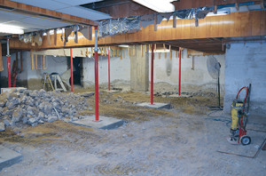 Church basement 091