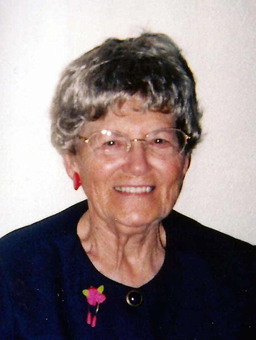 Emma Lou Kogel obituary photo