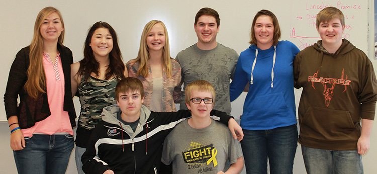 Sanborn Central One-Act Play presented at contest | Sanborn