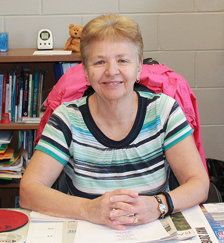 SUPT. LINDA Whitney began her local career as Artesian's music teacher in 1984. She worked at a number of different capacities in Artesian, Artesian-Letcher and Sanborn Central.