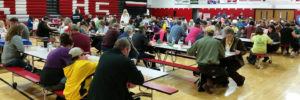 AROUND 200 people attended this year's WEPC Bingo and Silent Auction held Sunday.