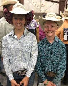 TEYA MOODY Mason Moody will compete the NJHFR in Lebanon, Tenn., June 18-24.